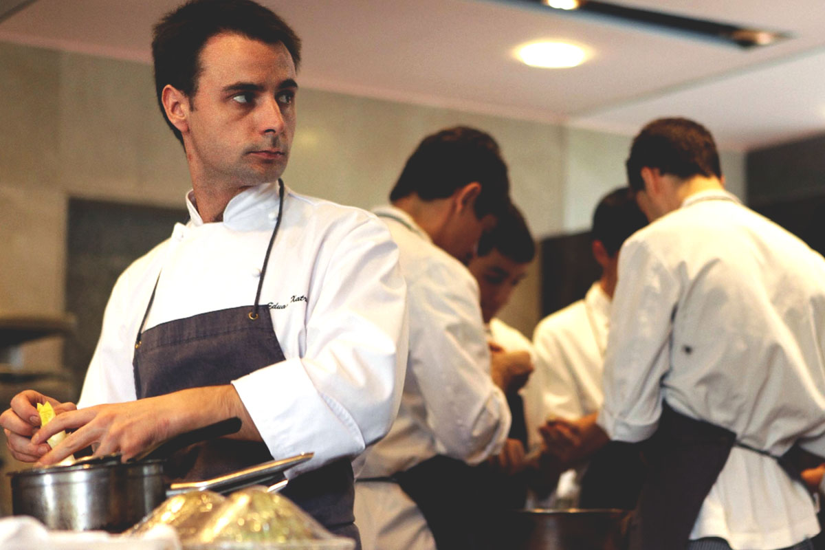 Eduard Xatruch, nº9 en The World's 50 Best Restaurants con Disfrutar 🥇